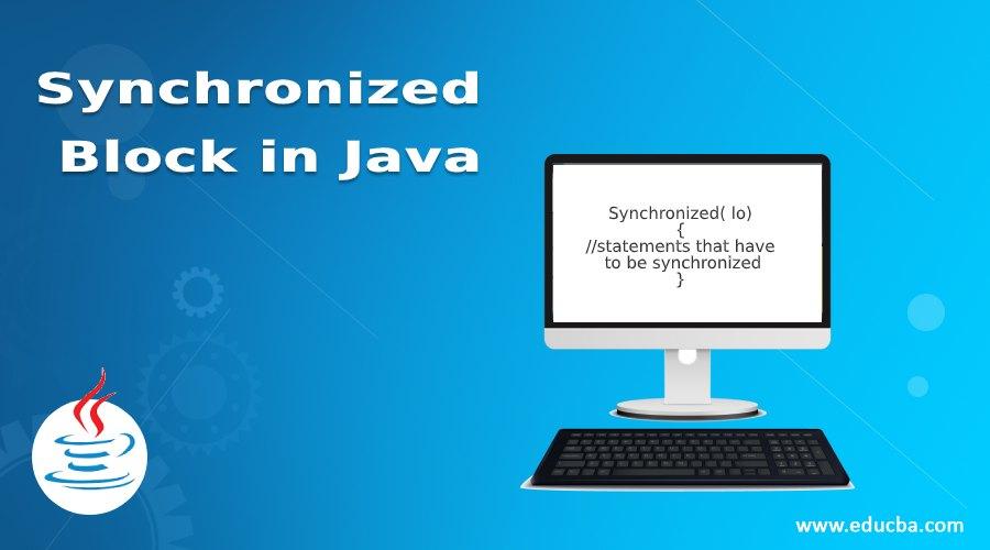 Synchronized Block in Java