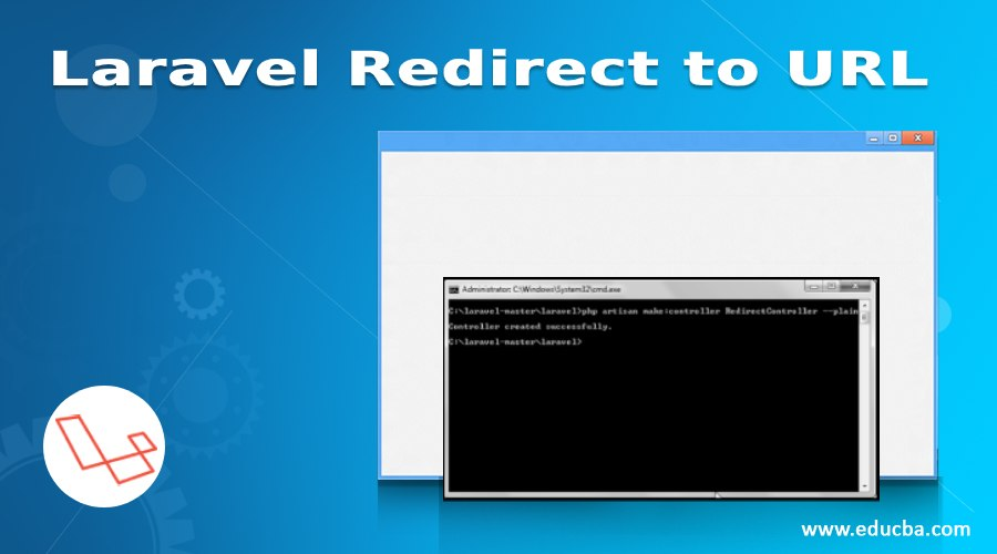Laravel Redirect to URL