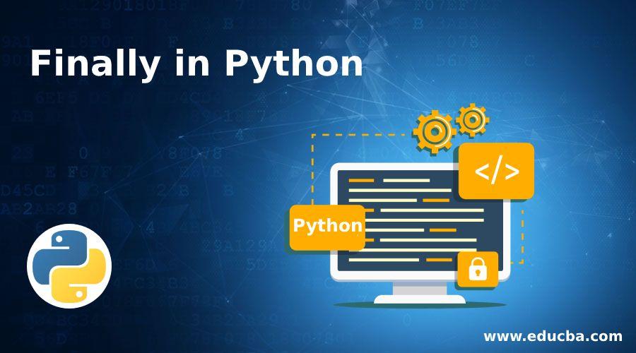 Finally in Python