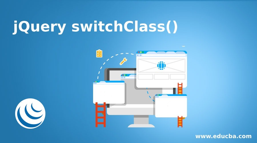 jQuery switchClass()