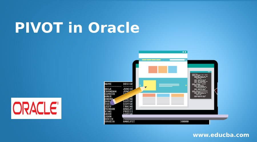 PIVOT in Oracle