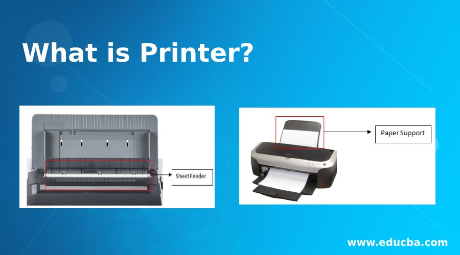 What is Printer