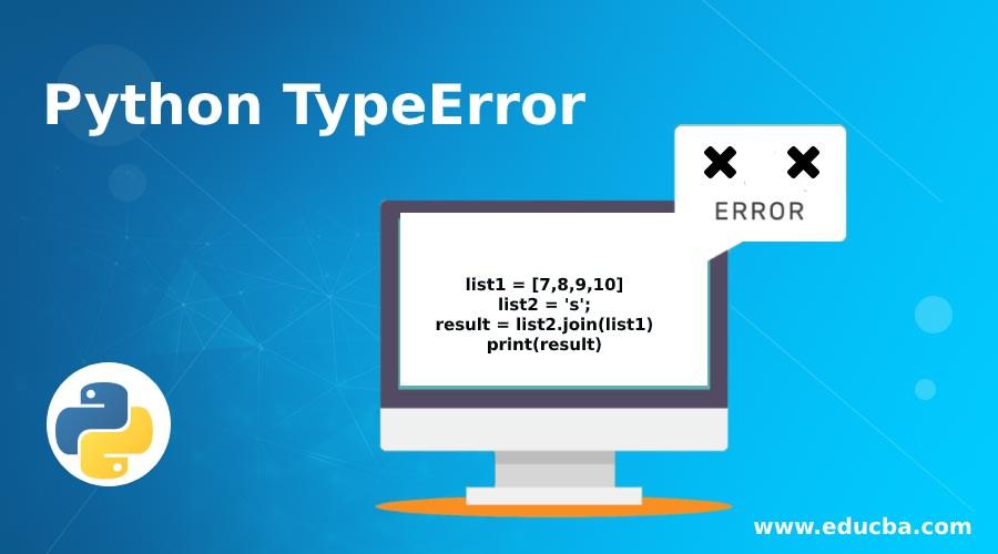 Python TypeError