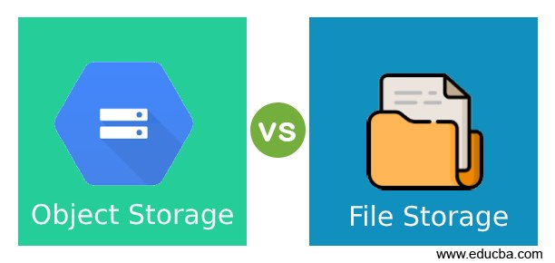 Object Storage vs File Storage