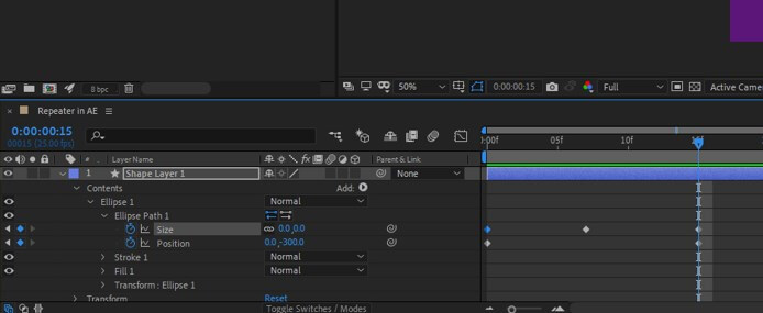 After Effects Repeater - 11