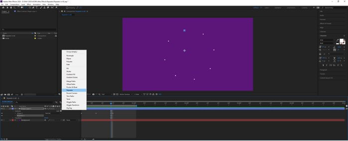 After Effects Repeater - 21