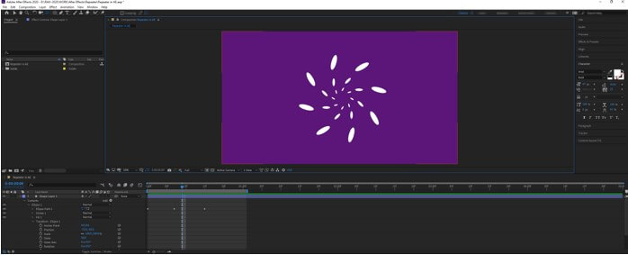 After Effects Repeater - 24