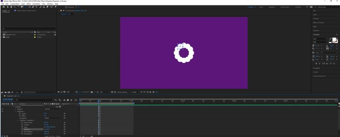 After Effects Repeater - 26