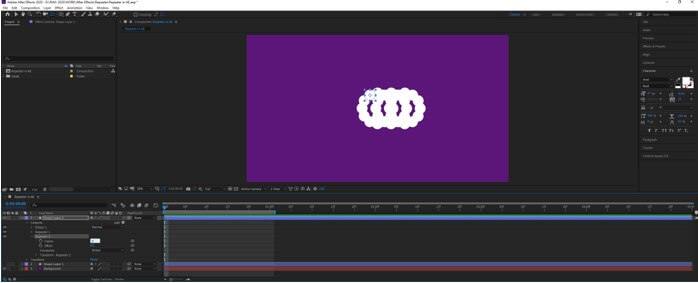 After Effects Repeater - 27