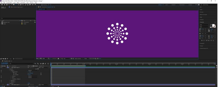 After Effects Repeater - 28