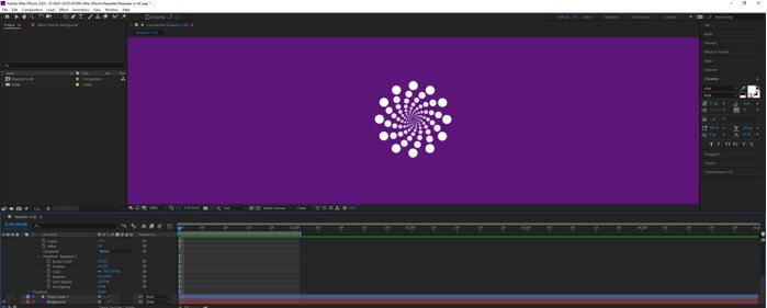 After Effects Repeater - 29