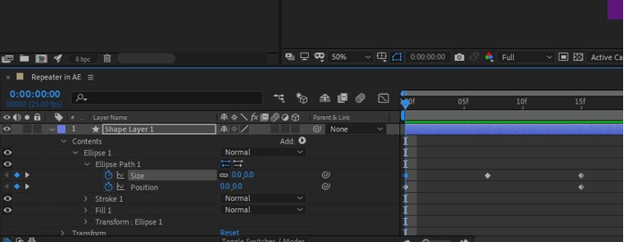 After Effects Repeater - 9