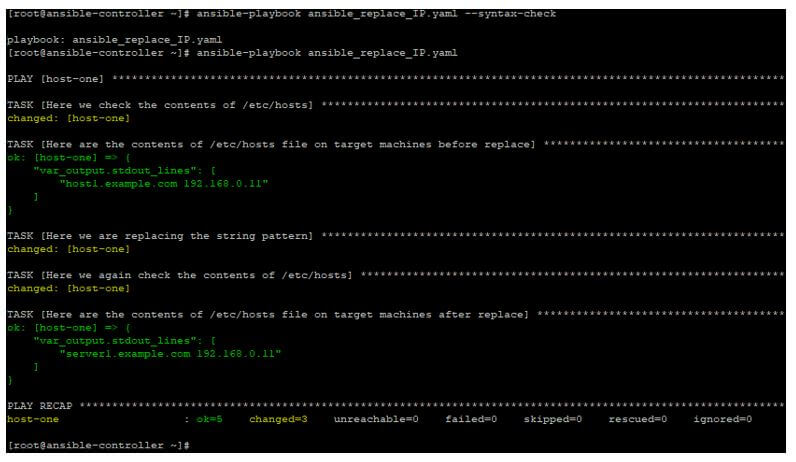 Ansible Replace Line in File 3