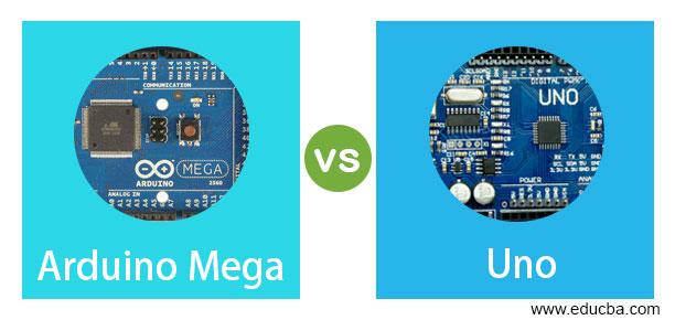 Arduino Mega vs Uno