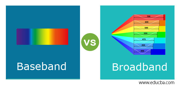 Baseband vs Broadband