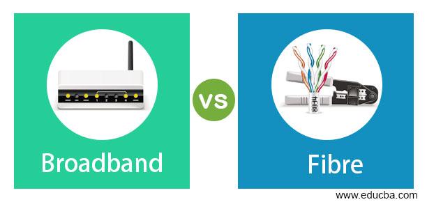 Broadband vs Fibre
