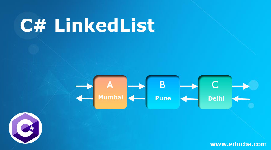 C# LinkedList