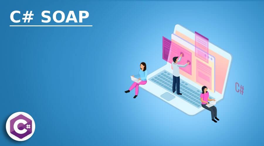 C# SOAP