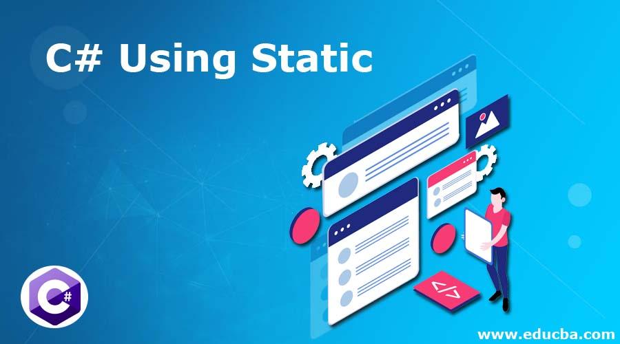 C# Using Static