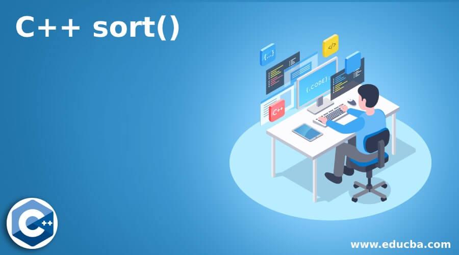 C++ sort()