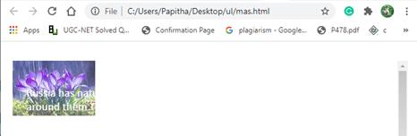 CSSMasking Example 1