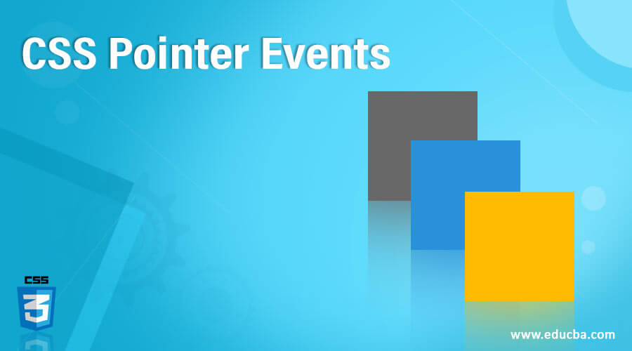 CSS Pointer Events