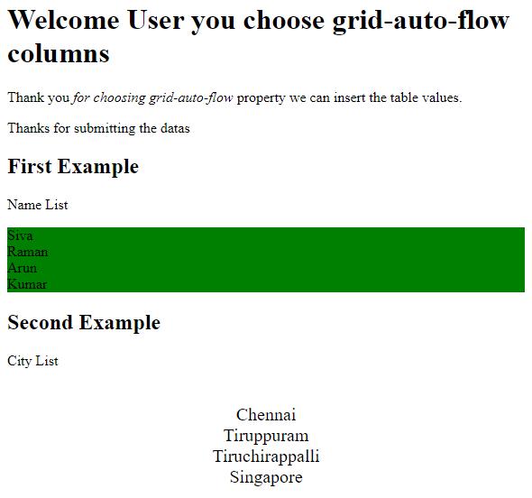 grid-auto-flow Example 3