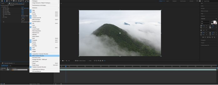 Crop in After Effects - 17