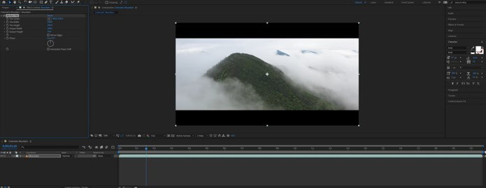 Crop in After Effects - 18