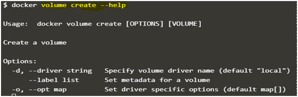 Docker Volume Example 2
