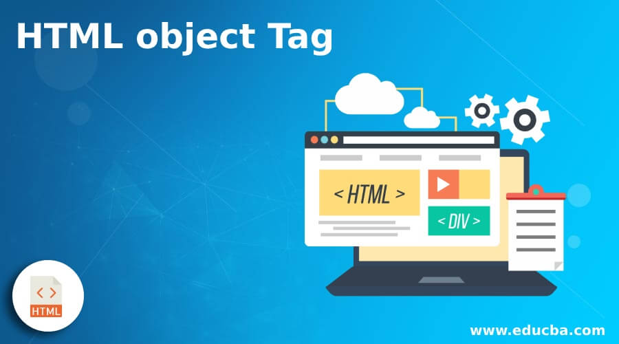 HTML object Tag