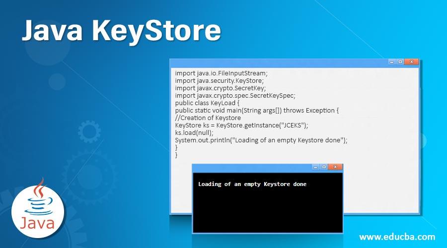 Java KeyStore