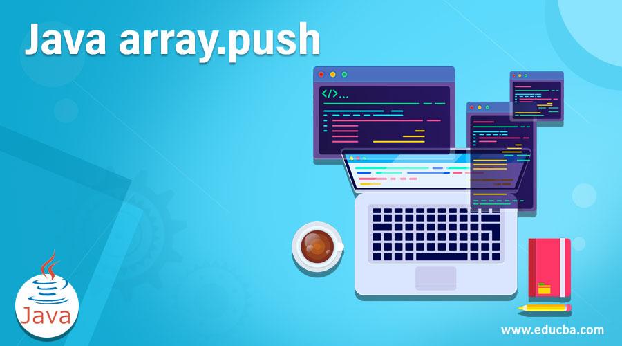 Java array.push