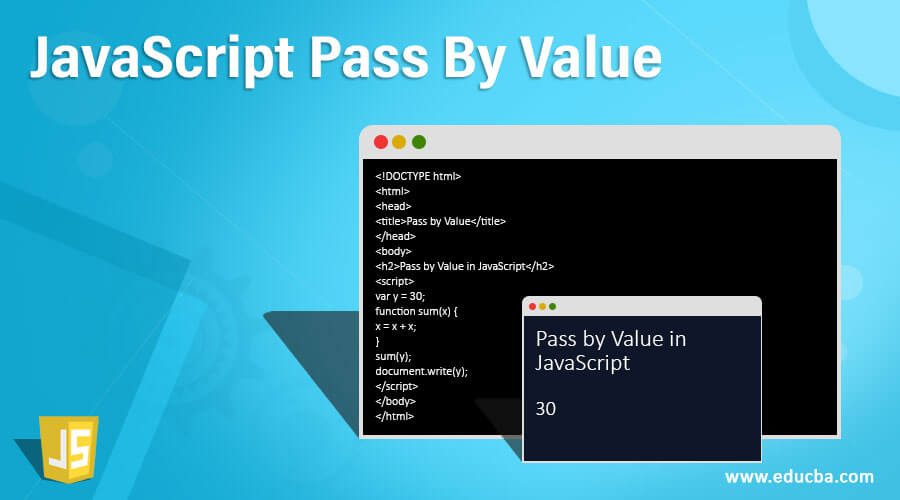 JavaScript Pass By Value