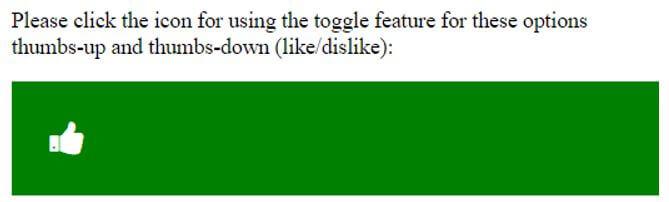JavaScript Toggle 5