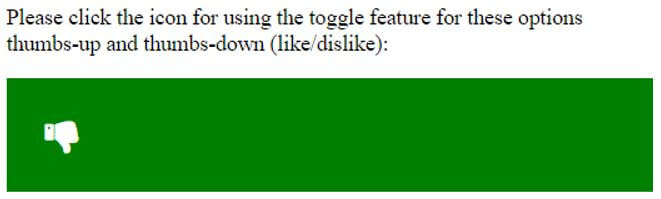 JavaScript Toggle 6