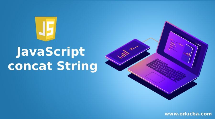 JavaScript concat String