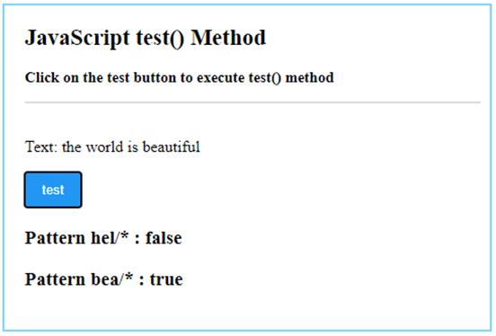 JavaScript test()-1.2