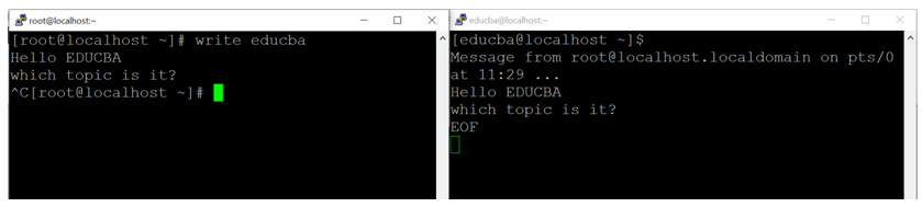 Linux Write-1.3