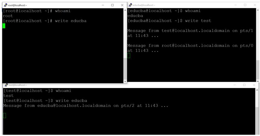 Linux Write-2.2