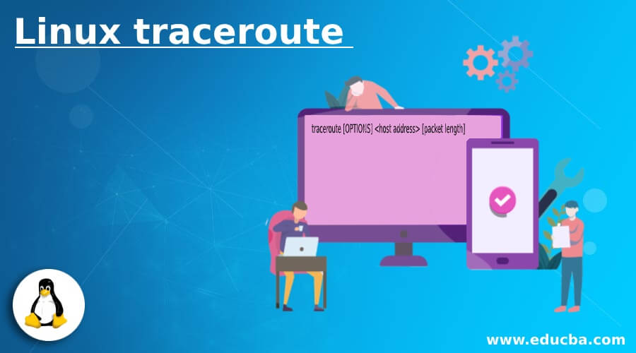 Linux traceroute