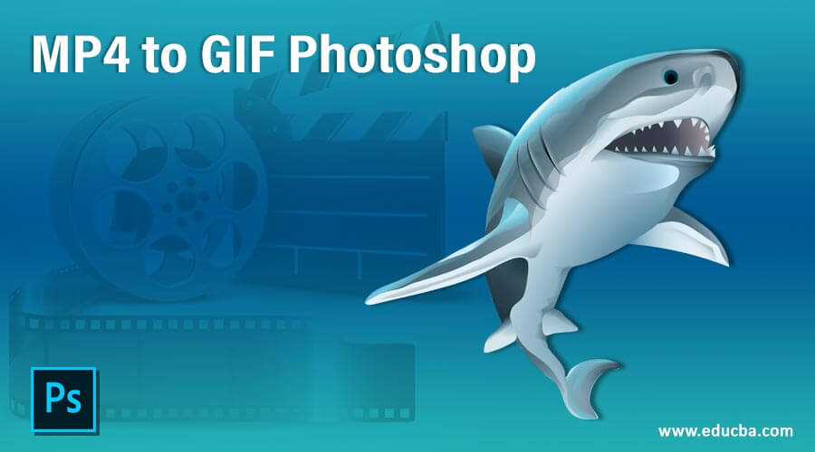 MP4 to GIF Photoshop