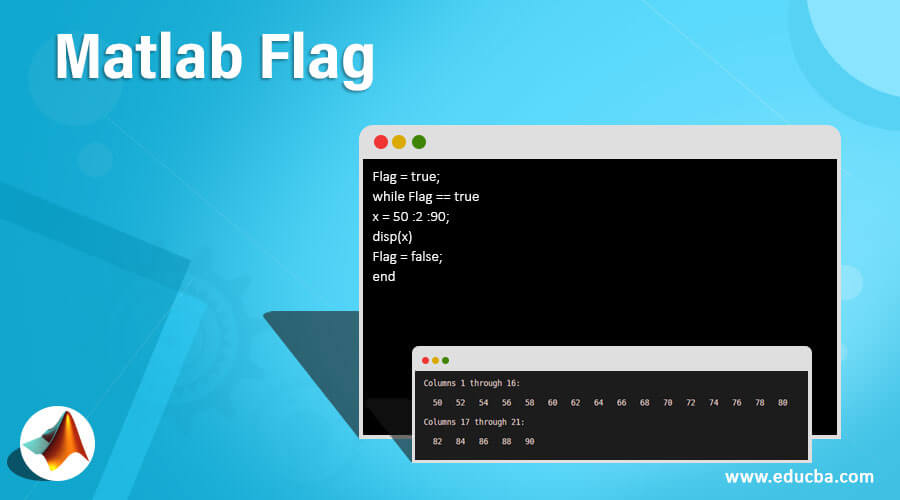 Matlab Flag