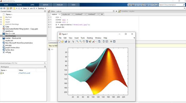 Matlab Import Data Example 1