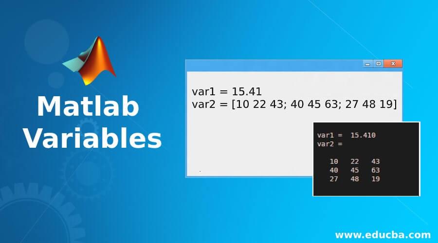 Matlab Variables