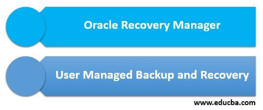 Methods of Oracle Backup Database
