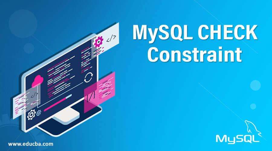 MySQL-CHECK-Constraint