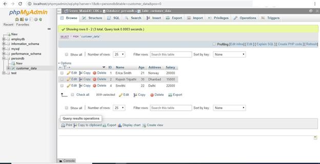 MySQL Database Repair Example 6