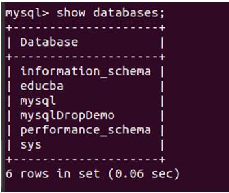 MySQL Dump-2.1