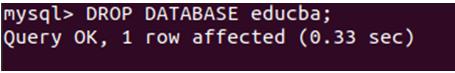 MySQL Dump-3.1